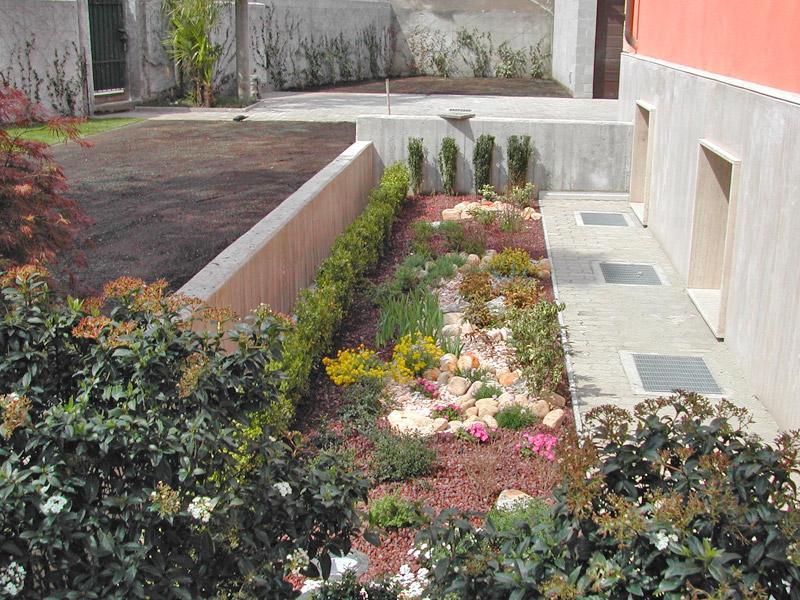 Gatti floricoltura progettazione e manutenzione giardini for Prato senza manutenzione